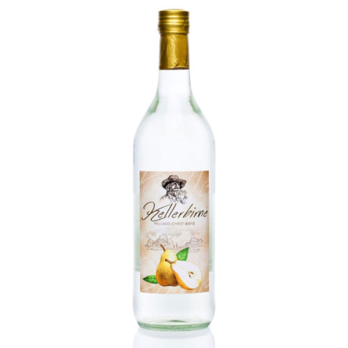 Kellerbirne 1x1,0L Williams-Christ Birnen Schnaps